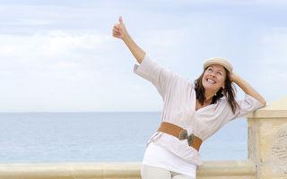 Femeile sunt cel mai fericite după vârsta de 50 de ani, potrivit studiilor