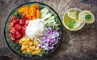 Dieta 3 zile orez, 3 legume, 3 fructe: Cum funcționează și câte kilograme poți slăbi?