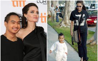 Fiul cel mare al Angelinei Jolie ar putea fi un copil răpit, nu orfan. Dezvăluirile unui cambodgian care a ajutat-o să-l adopte