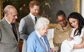Lilibet Diana, fiica Prințului Harry și a ducesei Meghan, adaugată pe linia de succesiune a casei regale