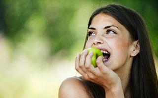 Dieta cu mere verzi: uite cum slăbești sănătos
