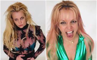 Britney Spears revine la vechile obiceiuri, iar fanii sunt îngrijorați: Pozează topless pe Instagram și ține discursuri fără sens