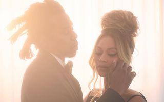 Beyonce, noua imagine a Tiffany & Co: A pozat alături de Jay-Z, purtând celebrul diamant galben Tiffany în valoare de 30 de milioane de dolari