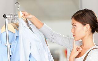 Trucurile care te ajută să alegi întotdeauna măsura potrivită la haine