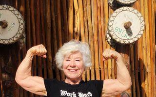 """Cum a devenit o bunică influencer de fitness și sănătate pe Instagram, la 74 de ani: """"Dacă eu pot, și tu poți"""""""