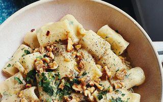 Paste proaspete cu lămâie și nuci, o rețetă care te va transporta direct în Italia
