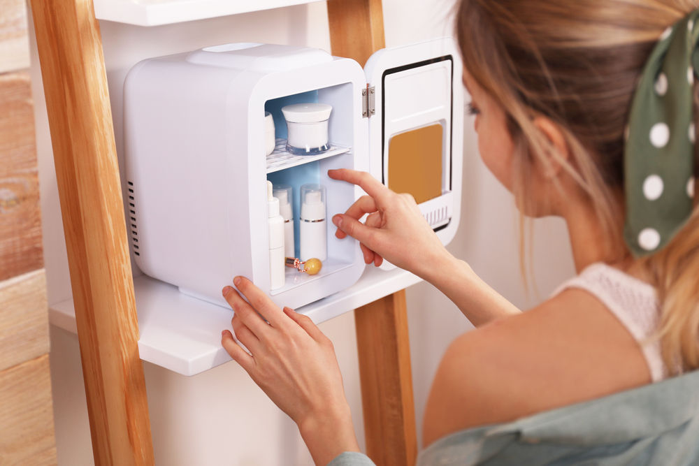 produsele cosmetice frigider