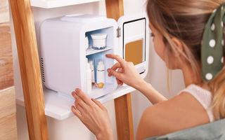 Produsele cosmetice pe care e bine să le ții în frigider versus cele care nu trebuie păstrate la rece