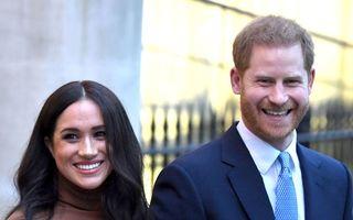 Propunerea neașteptată pe care Prințul Harry și Meghan Markle i-au făcut-o Reginei Elisabeta a II-a