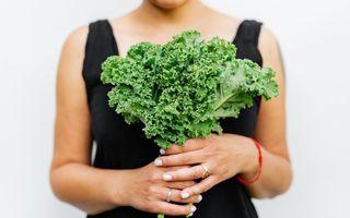 Un efect major al consumului de varză kale, conform unui nutriționist