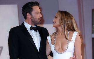 Dragostea învinge: Jennifer Lopez și Ben Affleck, ca doi adolescenți îndrăgostiți la Festivalul de Film de la Veneția