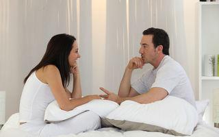 Învață să comunici eficient cu soțul tău pentru a avea un mariaj fericit. 8 sfaturi