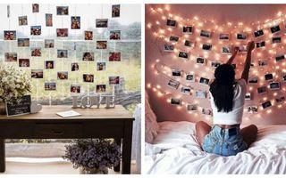 5 metode inedite de a-ți decora casa cu poze