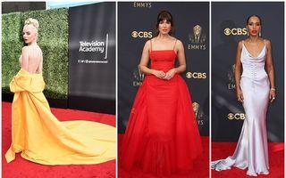 Cele mai frumoase ținute purtate de vedete la Premiile Emmy 2021