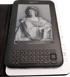 Castiga 3 ebook readere Kindle