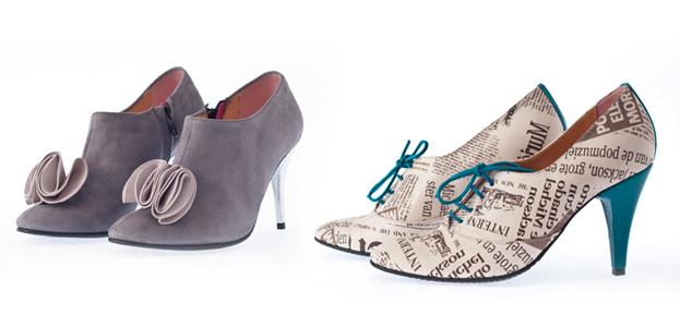 Pantofi magici pentru zile fermecate
