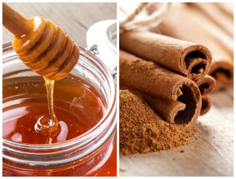 Scortisoara ceylon cu miere