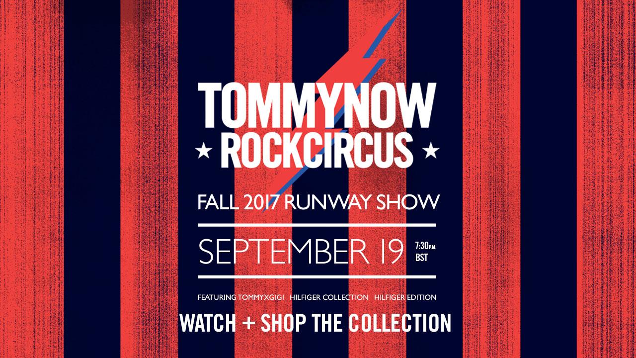 TOMMYNOW ROCKCIRCUS - live de la Londra!