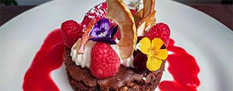 #ShowYourStyle Chef Cristian Boca îți prezintă cea mai colorată rețetă de brownie