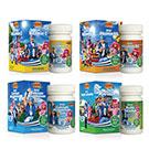 Castiga 3 pachete cu vitaminele LazyTown